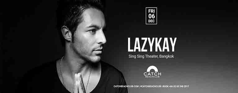 Catch Beach Club pres. Lazykay