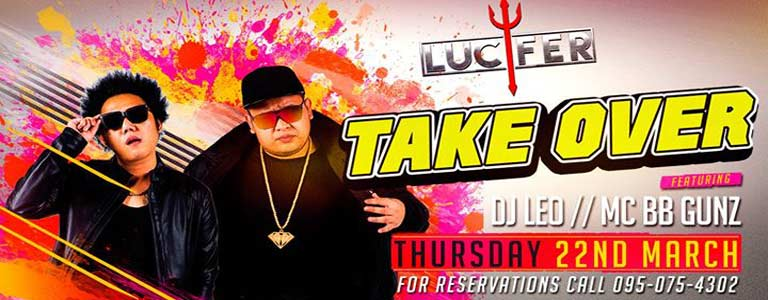Take Over feat Dj Leo & Mc BB Gunz