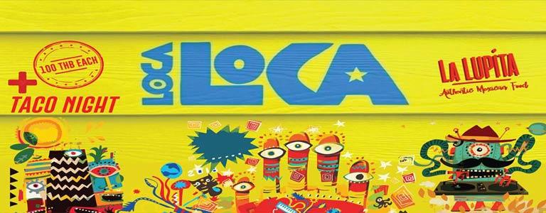 Loca Loca at Revolucion Cocktail Bangkok