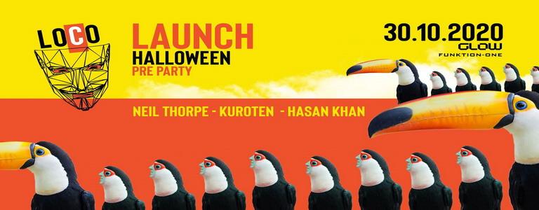 LOCO Halloween Pre Party
