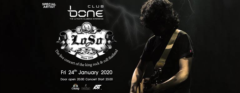 Bone Pattaya Presents LOSO