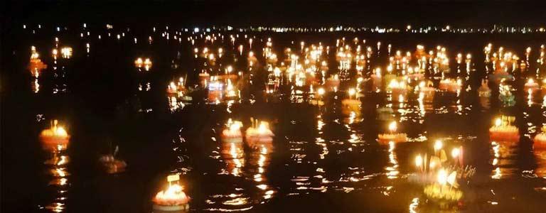 Loy Krathong Celebrations in Krabi
