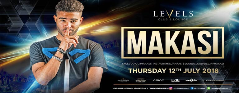 Makasi at Levels Club & Lounge Bkk