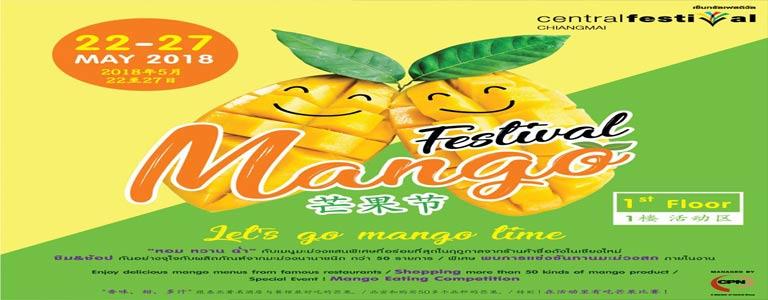 Mango Festival at CentralFestival Chiang Mai