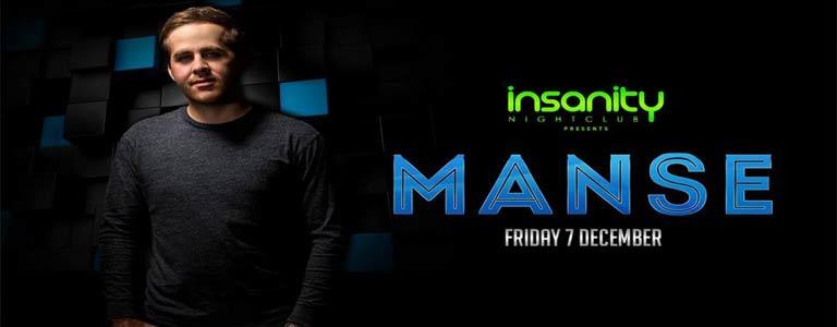 Insanity Nightclub Presents MANSE