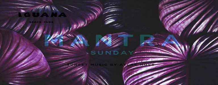 Mantra Sunday with Atlas Muvs at Iguana Beach Club