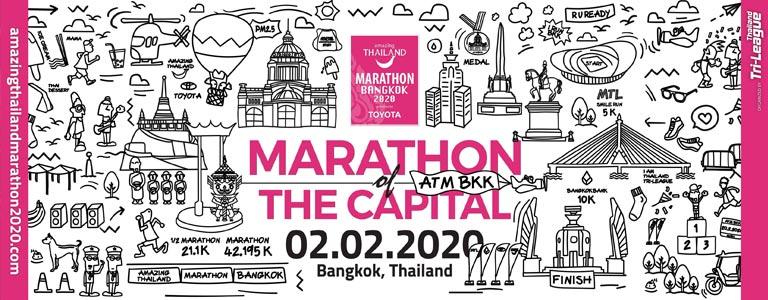 Amazing Thailand Marathon Bangkok 2020