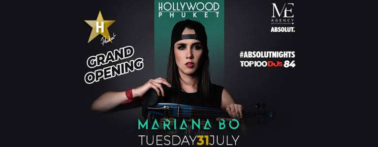 Mariana Bo Hollywood Phuket