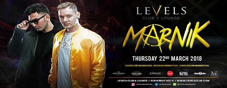 Marnikat Levels Club & Lounge Bkk