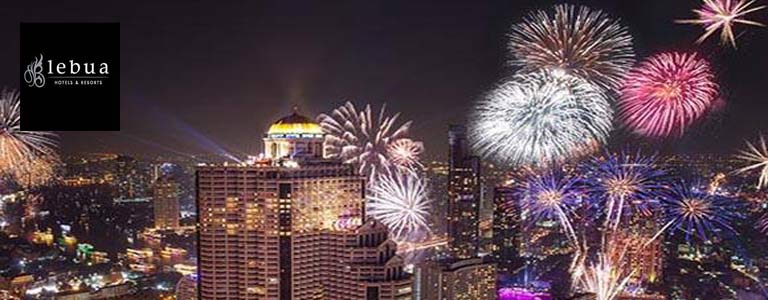 New Year's Eve 2019 at Lebua Hotels and Resorts