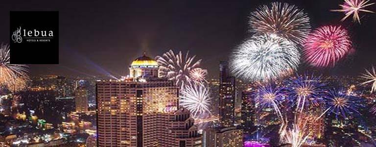 New Year's Eve 2020 at Lebua Hotels and Resorts
