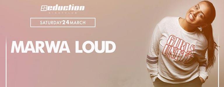 Marwa Loud live at Seduction Phuket