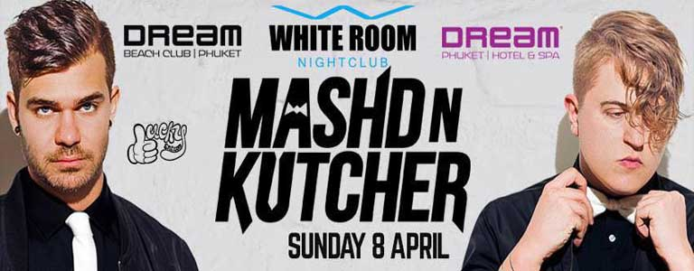 Mashd N Kutcher at White Room Nightclub
