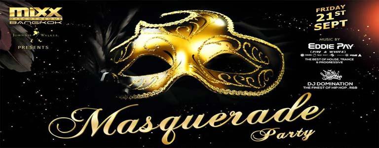 MiXX Masquerade Party