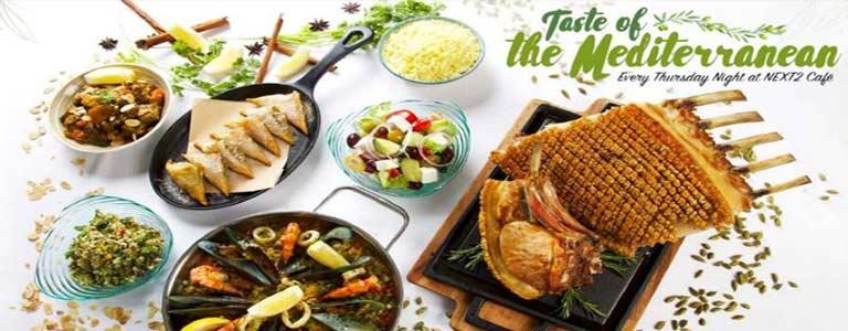 Taste of the Mediterranean at Shangri-La Hotel Bkk