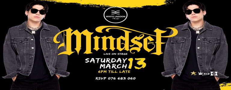MINDSET LIVE IN CONCERT at White Lagoon Pool Club