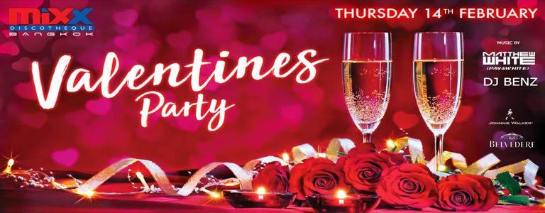 MiXX Valentine's Party