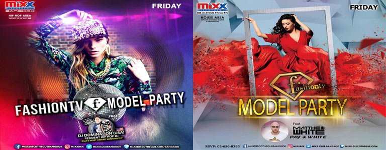 "Mixx Discotheque presents ""Friday Nights"""