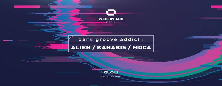 GLOW Wednesday w/ Alien, Kanabis & Moca