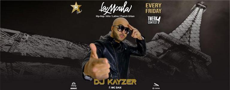La Moula presents Dj Kayzer ft. Mc Dax