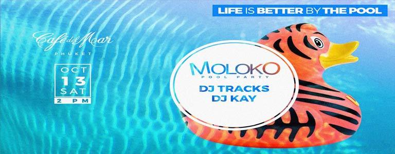 Moloko Pool Party