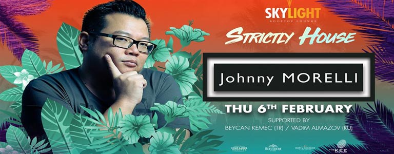 Skylight pres. Strictly House with Johnny Morelli