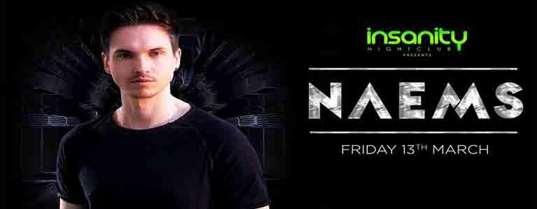 NAEMS at Insanity Nightclub
