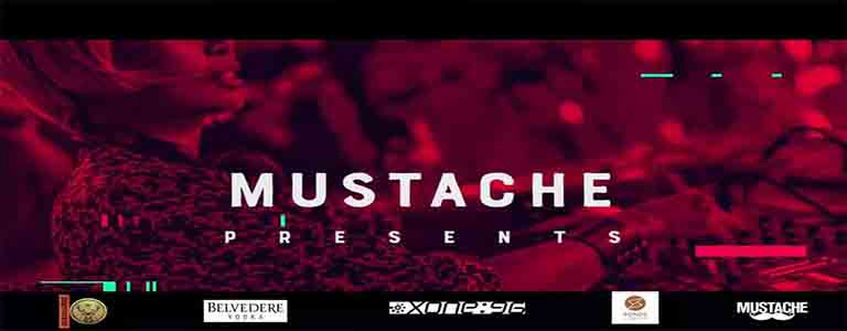 Mustach Takeover at Escape Feat. Nakadia
