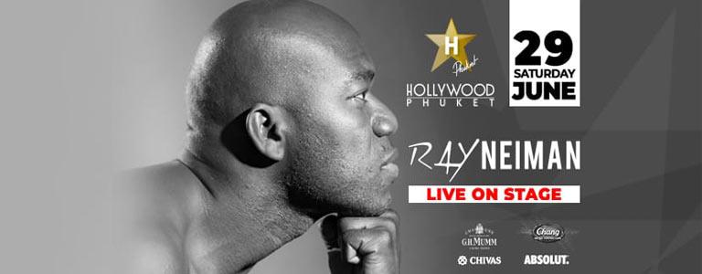 Ray Neiman Live at Hollywood Phuket