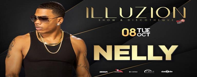 Nelly at Illuzion
