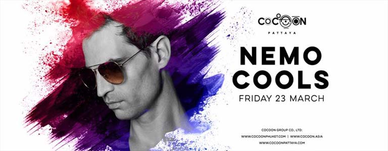 Nemo Cools Live at Cocoon Pattaya