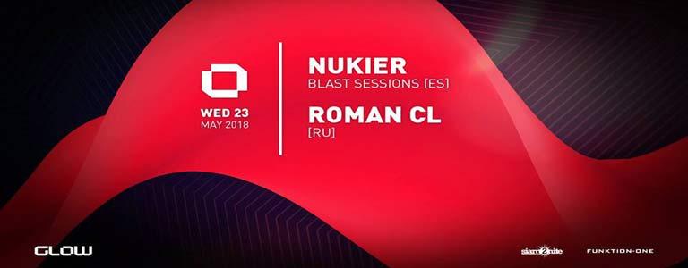 GLOW Wednesday w/ Nukier & Roman CL