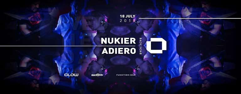 GLOW Wednesday w/ Nukier & Adiero