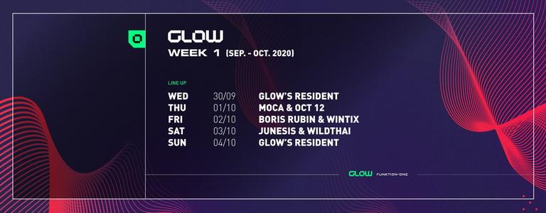 GLOW October Week #1