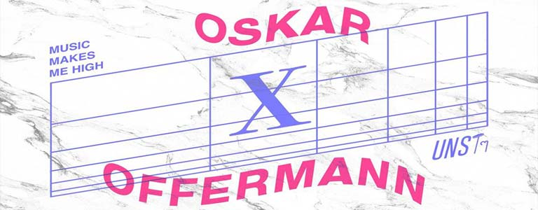 MMMH x UNSTๆ Presents: Oskar Offermann at GLOW