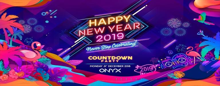 ONYX NYE 2019