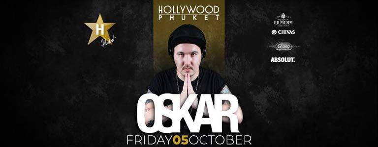 Oskar at Hollywood Phuket