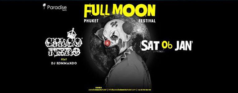 CIRCO NERO at Full Moon Festival