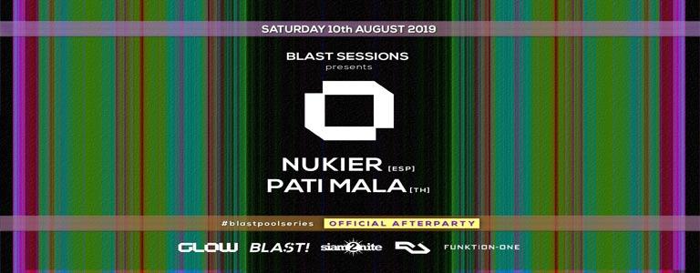 Glow x Blast Sessions - Nukier invites Patimala