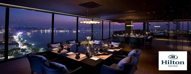 New Year Eve Celebration at Hilton Pattaya
