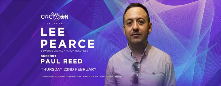 Lee Pearce Live At Cocoon Pattaya