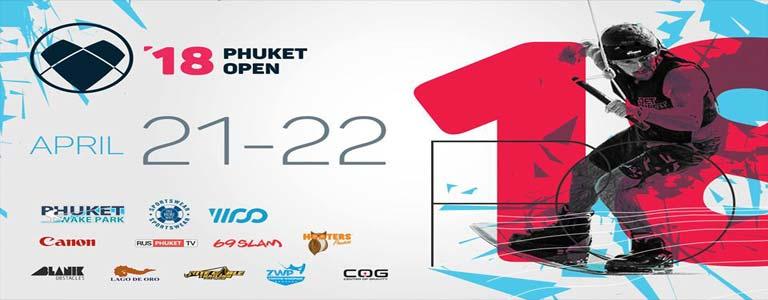 Phuket Open 2018