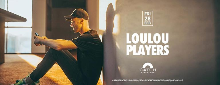 Loulou Players at Catch Beach Club