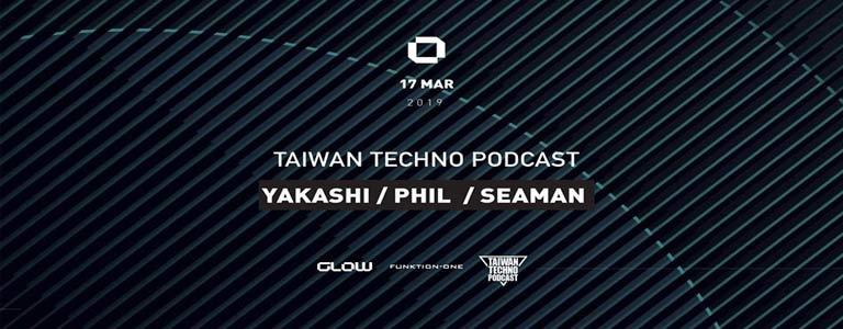 Glow Sunday w/ Taiwan Techno Podcast