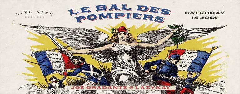 """Sing Sing presents """"Le Bal des Pompiers"""""""