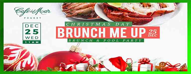 Christmas Day Brunch & Pool Party