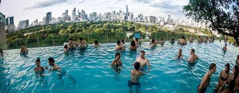 Songkran Pool Party at SO Sofitel Bangkok