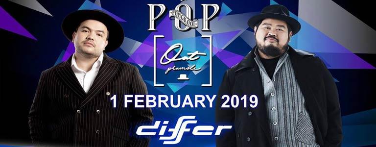 OAT X POP Live at Differ Pattaya
