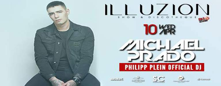Michael Prado at Illuzion Phuket