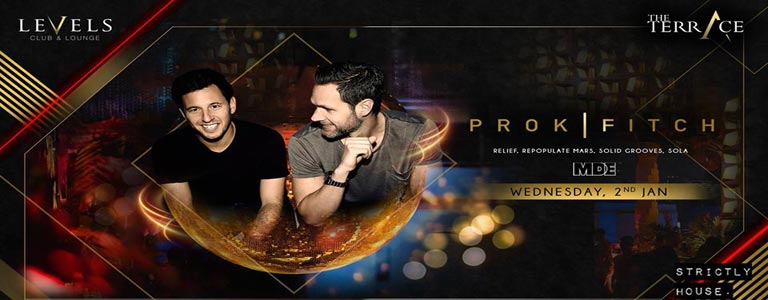 Prok & Fitch at The Terrace